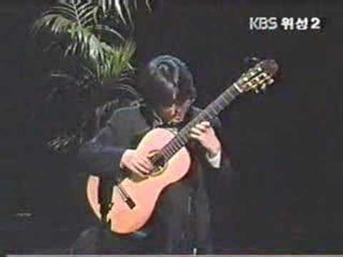 Lee Song-Ou : Abel Carlevaro-Preludio Americanos No.4