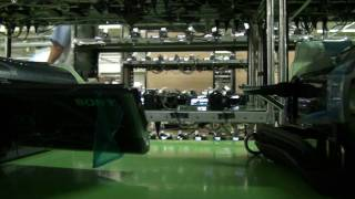 Inside a Sony Factory