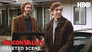 Richard Leaves: Silicon Valley S3 Deleted Scene (HBO)