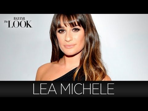 THE LOOK : Glee Star Lea Michele Does Some LA Shopping | Harper's Bazaar The Look S2.E2