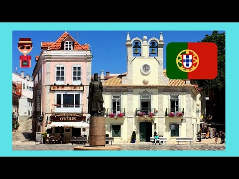 Cascais (Portugal), a walking tour