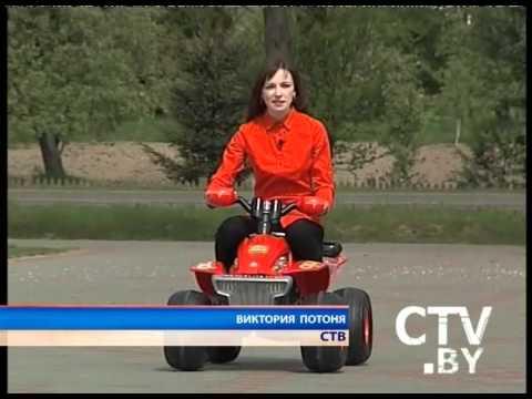 CTV.BY: В Беларуси освоено производство электромобилей