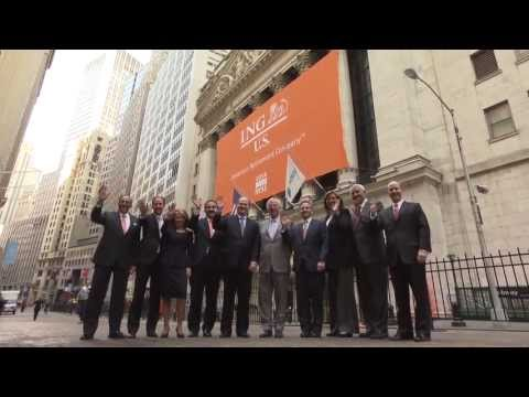 ING U.S. Celebrates IPO on the NYSE Special Edit
