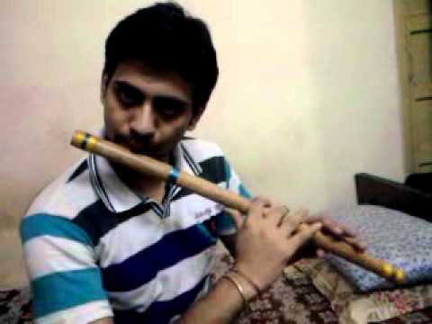 O Re Piya on Flute.