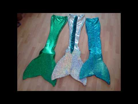 Swimmable Mermaid Tails ...For Sale!! Custom Made!!