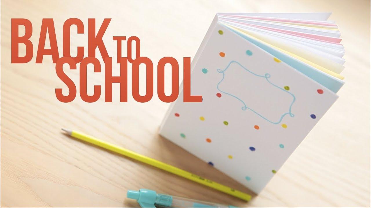 Диайвай для школы из бумаги