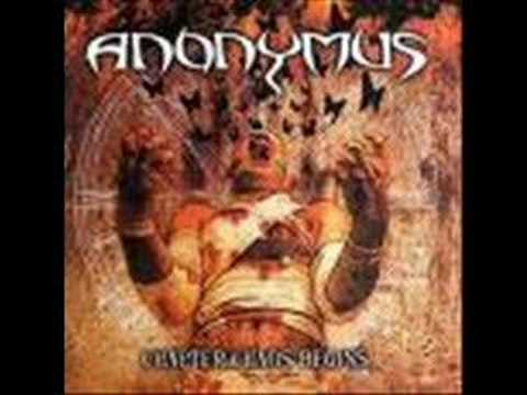 Anonymus - Fonce Ou Creve
