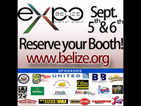BCCI Expo Belize Market Place 2015