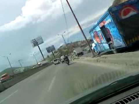 MOTOCICLISTA LOCO EN TLALNEPANTLA DE BAZ, EDO. DE MÉXICO.