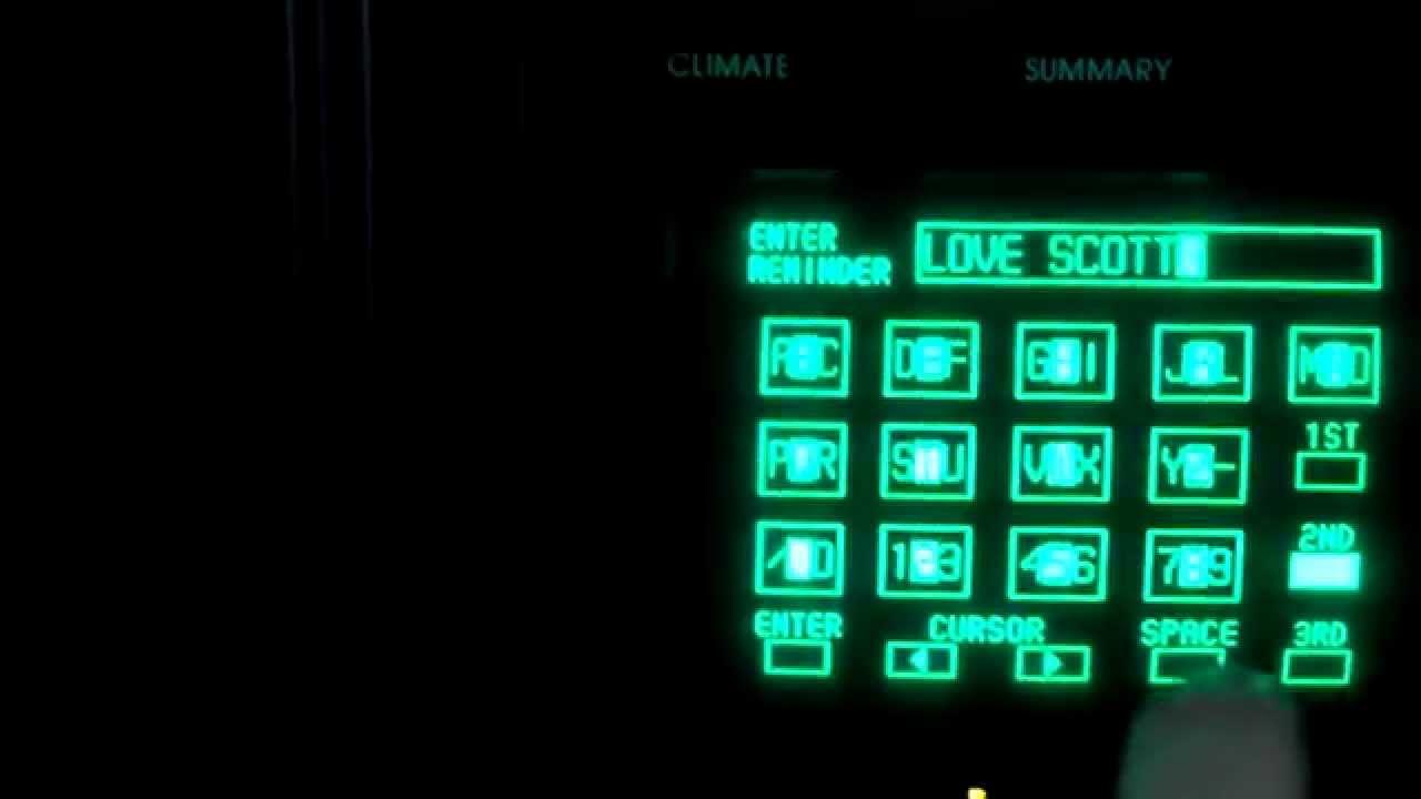 My 1989 Buick Reatta Crt Touchscreen