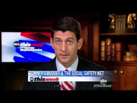 Paul Ryan on 'This Week'