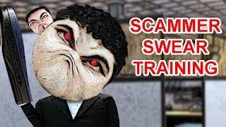 IRS Scammer Gives Me Pro Insult Tips - The Hoax Hotel
