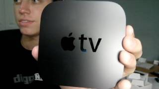 Unboxing: Apple TV (2nd Generation)