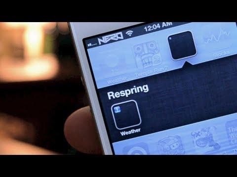 Iphone как сделать респринг