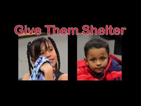 Give Them Shelter: The Crisis for Homeless Children in Massachusetts