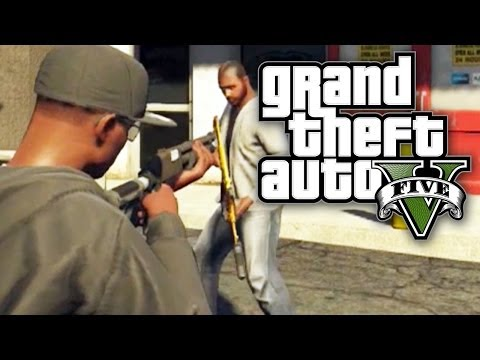 GTA 5 THUG LIFE #27 (Part 1) – NO NEW FRIENDS! (GTA V Online)