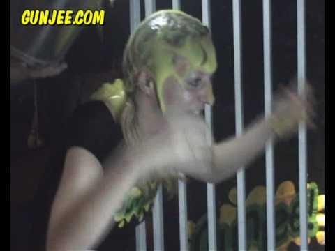 Gunjee.com 2007 Trailer - Foam Party and Dunk Tank!