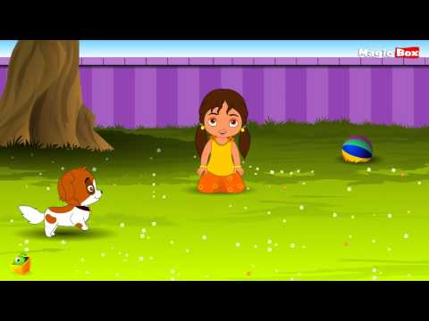 Naai Kutty - Telugu Nursery Rhymes - Cartoon And Animated Rhymes For Kids video