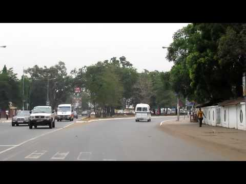Giffard Road, Cantonments [HD] - Accra, Ghana (December 2011)
