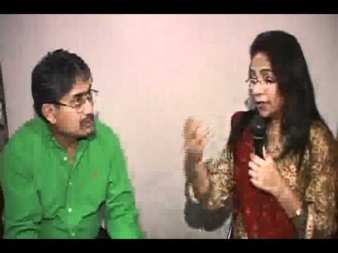 Seema Biswas Interview at NJISACF 2010 Part - 2