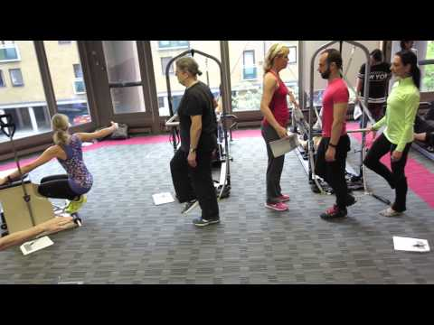 High Intensity Interval Training in the Pilates environment (III) with Ann McMillan