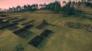 rome 2 polybian manipular legion real tactics -quincunx formation machinima