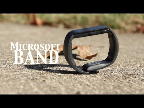 Microsoft Band Full Review