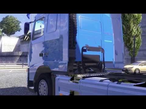 Volvo FH 460 EEV ETS2 Mod + Download