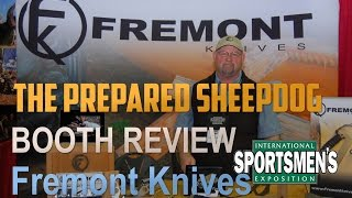 Booth Review - Fremont Knives - International Sportsman