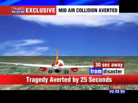 Mid air collision averted in Tiruchirappalli