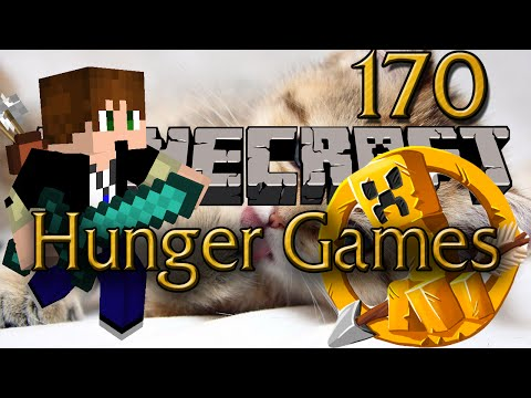 Minecraft: Hunger Games W magiakeitto! Osa 170 - Kissa! video