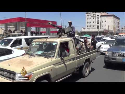 Houthis demand unity government in Yemen