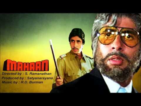 Jidhar Dekhoon Teri Tasveer Karaoke (Mahaan)