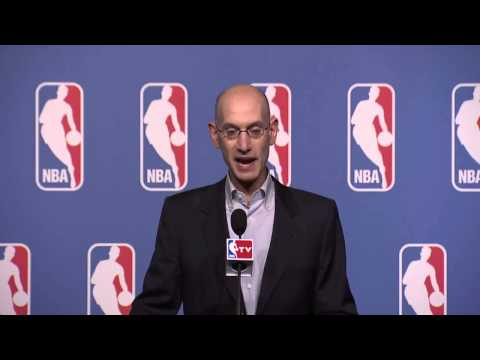 Adam Silver On Donald Sterling & Sale of LA Clippers   July 16, 2014   NBA
