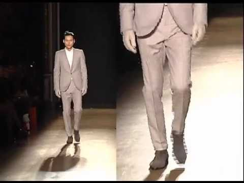 Reportage Laith Bazari Al Arabiya Smalto Men AW 2011-2012