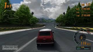 Gran Turismo 3 A-Spec PS2 | Trial Mountain II | MINI COOPER 1.3i '98