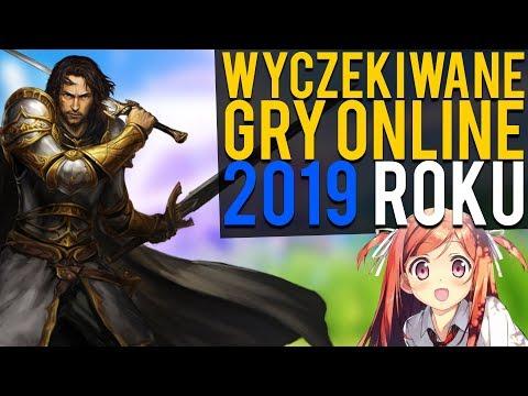 WYCZEKIWANE GRY ONLINE 2019 ROKU!