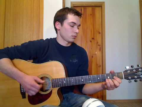 The Temptations - My Girl - (fingerstyle Guitar) video