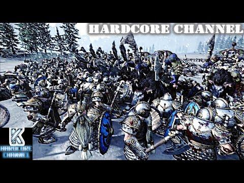 Total War Warhammer - Коллективное прохождение Hardcore =10= Гибель Империи?