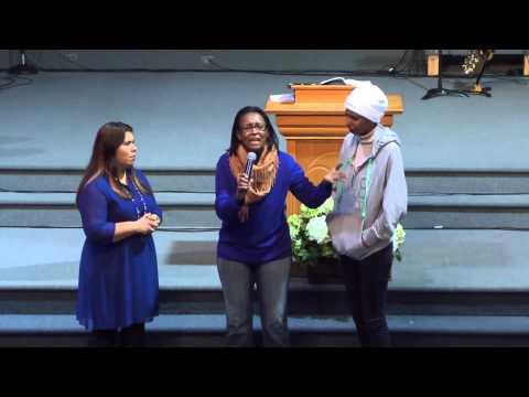 Testimonio de Sanidad en Casa de Paz / Healing Testimony from a House of Peace