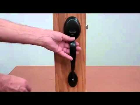Kwikset Handle Thumb Latch Repair How To Save Money And Do It Yourself