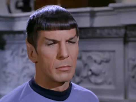 Spock - Fascinating!