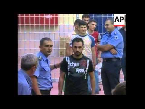 Israel releases 250 Palestinian prisoners, incl. female prisoners