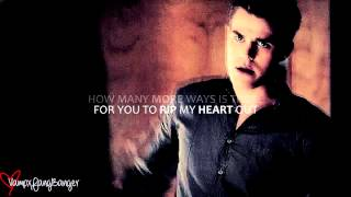 Stefan + Elena | If our love is tragedy why are you my remedy?
