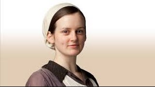 Daisy Mason Downton Abbey Sophie McShera BBC Interview