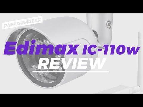 Edimax Wi-Fi Mini Network Outdoor Camera | Review