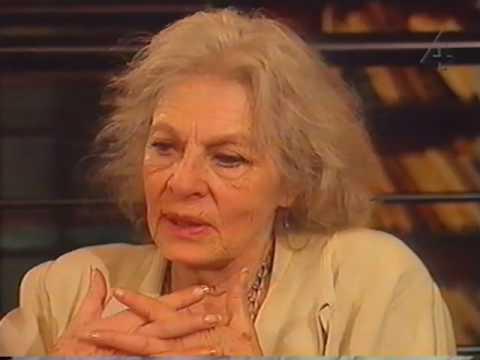 Viveca Lindfors Stargate Viveca lindfors interview 1995