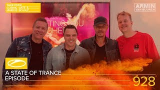 A State Of Trance Episode 928 [#ASOT928] (Hosted by Cosmic Gate & Markus Schulz) - Armin van Buuren