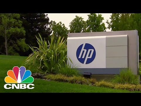 Measuring the Success of HP's Split | Tech Bet | CNBC
