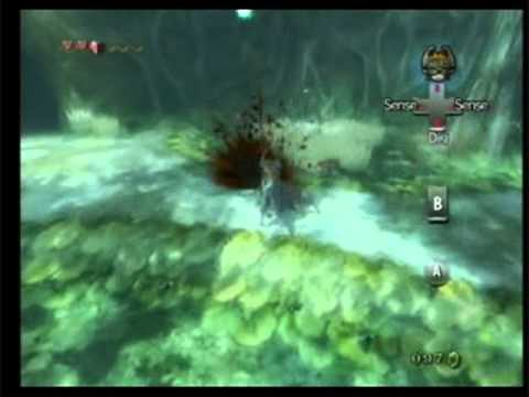 Zelda: Twilight Princess walkthrough part 46: Sacred Grove